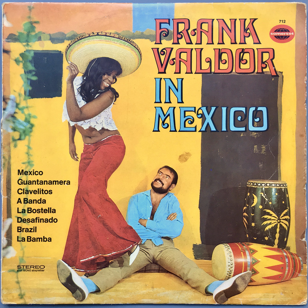 FRANK VALDOR IN MEXICO