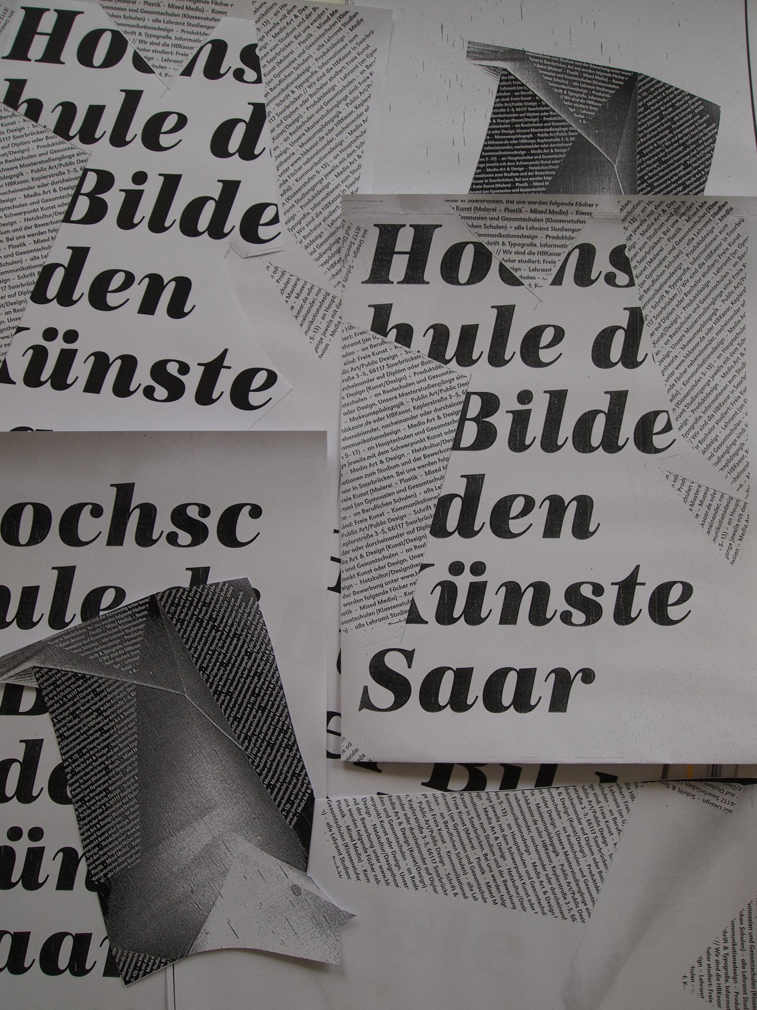 Ad for HBKsaar as it appeared in Slanted a couple of years ago