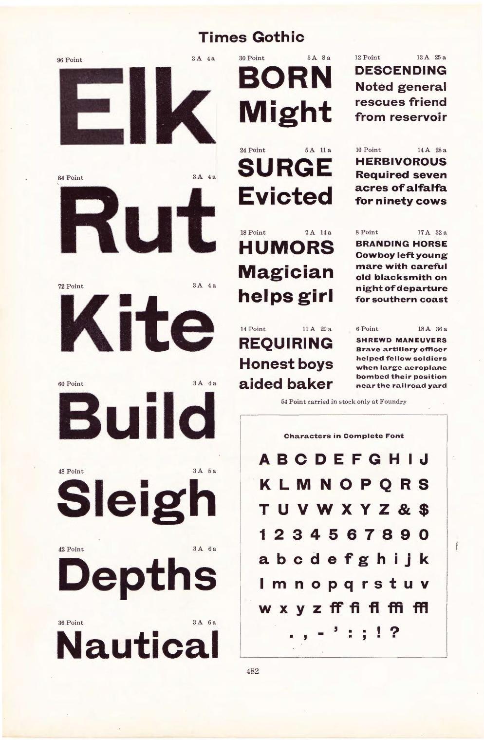 1923 ATF catalogue