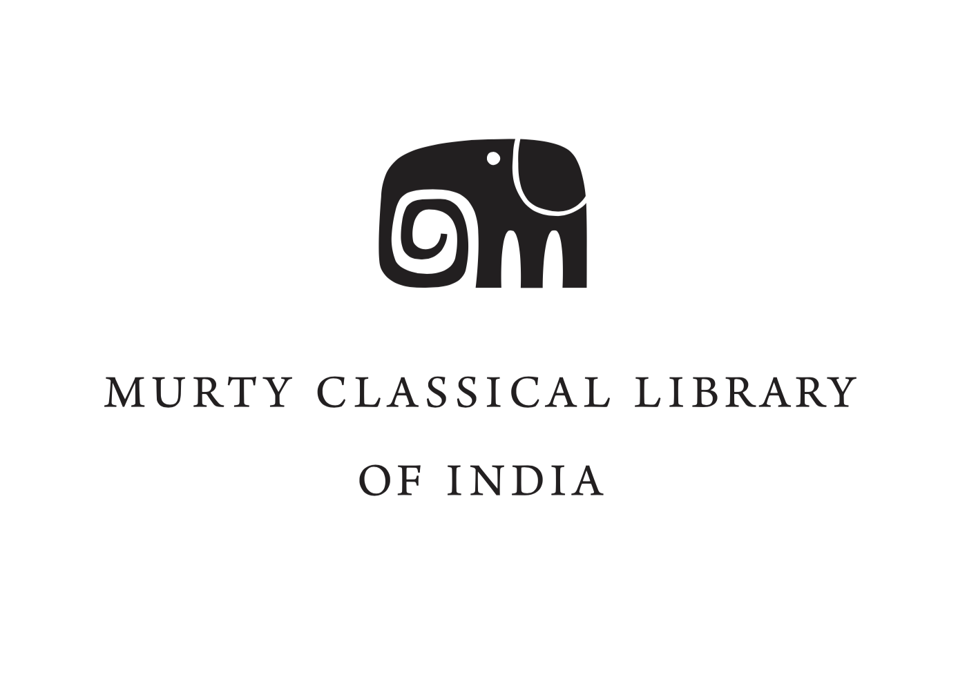 Logo of the Murty Classical Library of India