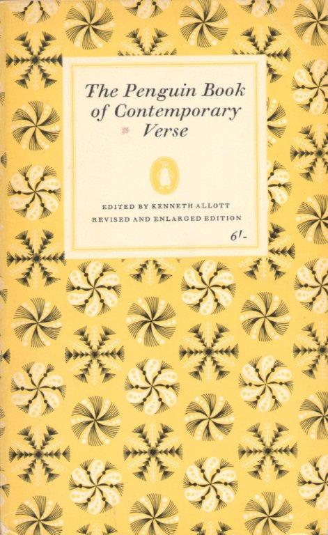 The Penguin Book of Contemporary Verse, 1950