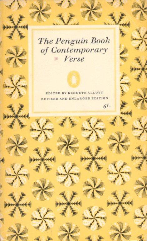 The Penguin Book of Contemporary Verse, 1950