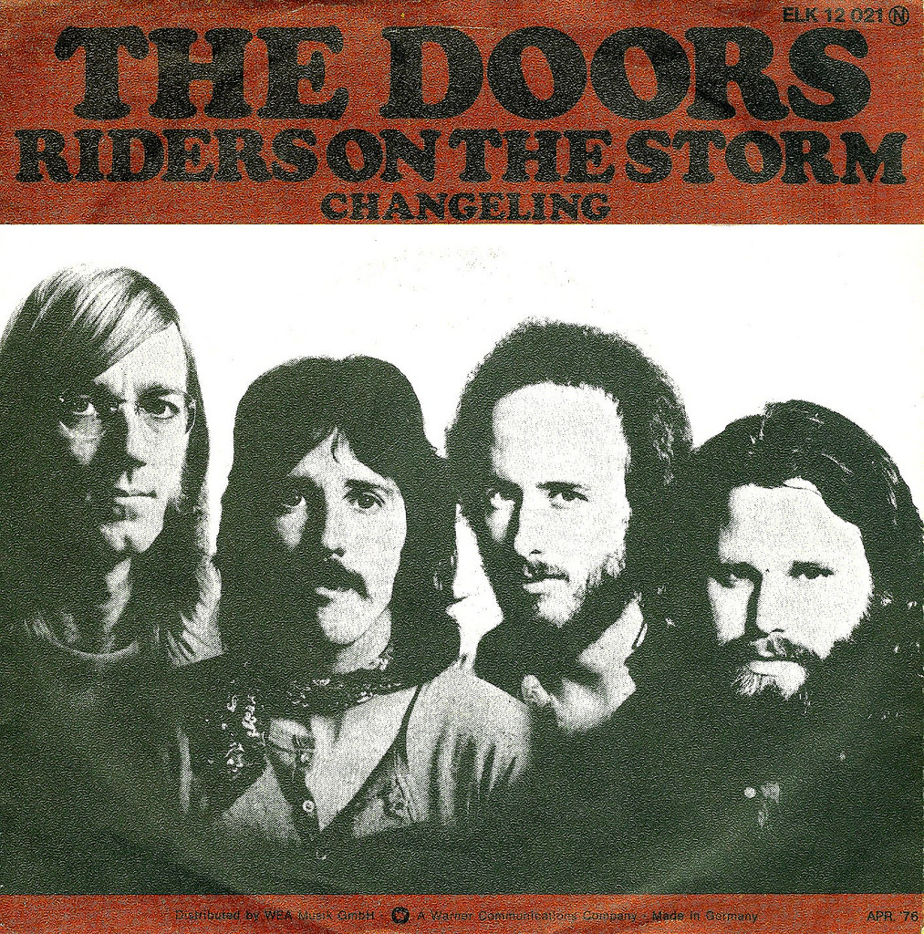 L A  Woman by The Doors - Fonts In Use