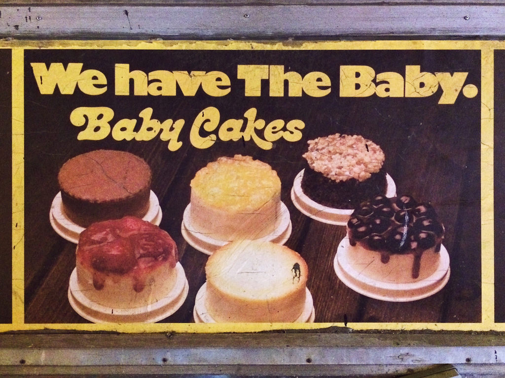 We have The Baby. / Baby Cakes