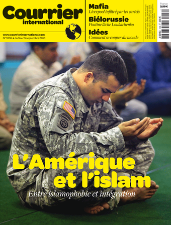 Courrier International (cover)
