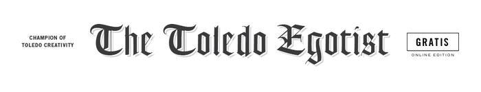 The Toledo Egotist logo