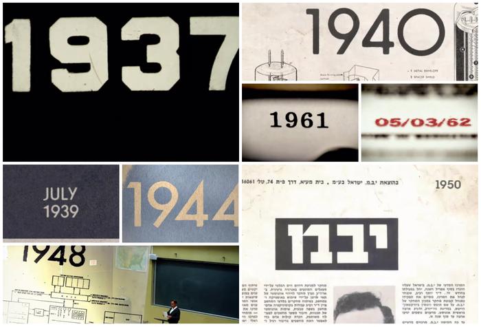 IBM 100x100 Film 1937–1960