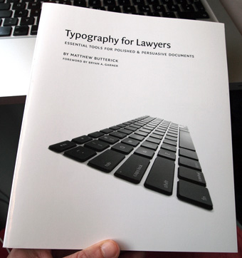 Typography For Lawyers Fonts In Use