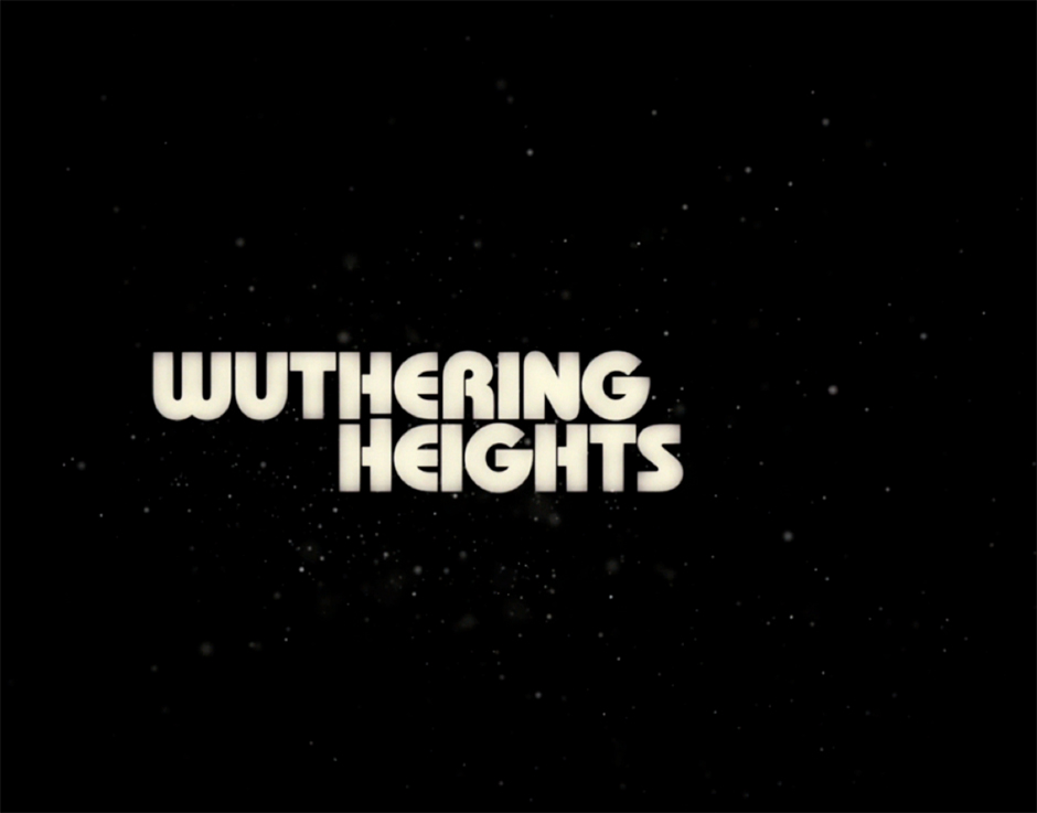 Wuthering Heights Title Card