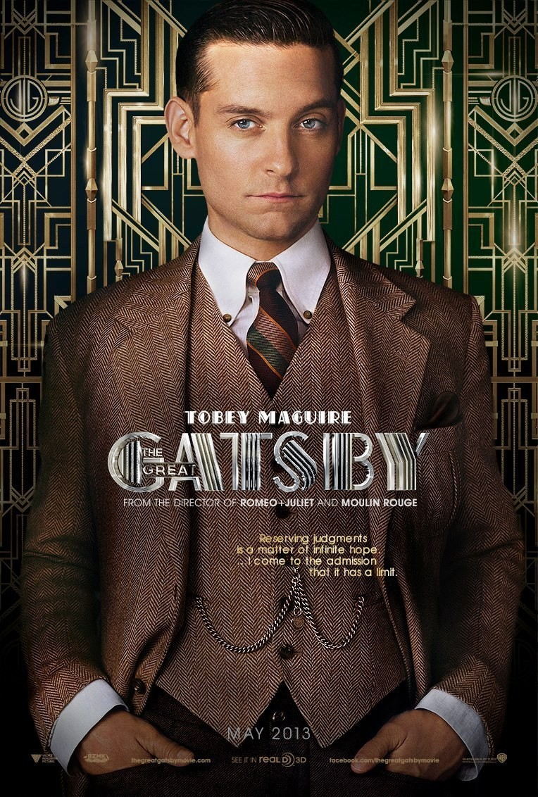 the great gastby Directed by baz luhrmann with leonardo dicaprio, carey mulligan, joel edgerton, tobey maguire a writer and wall street trader, nick, finds himself drawn to the past and lifestyle of his.