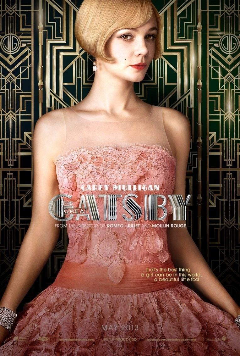 The-Great-Gatsby-Poster-6 The Great Gatsby 2013 Poster