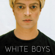 White Boys exhibition catalogue