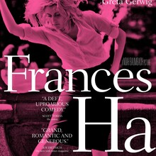 """Frances Ha"" Poster and Website"