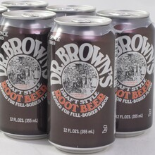 Dr. Brown's soda